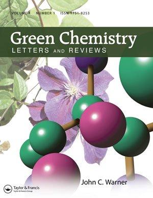 Новое издание дополняет другие журналы, которые охватывают зеленую химию и  экологические исследования (использовано изображение http://pubs.acs.org).