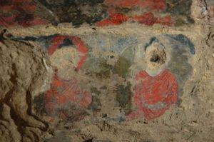 Фрагменты рисунка в пещере (кликните картинку для увеличения)