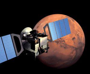 Марс Экспресс (с сайта http://esa.int/) (кликните картинку для увеличения)