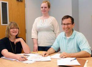 В университете Делавары, Стив Файфилд совместно с Дженнифер Коестер и Кетрин Макгерн проводят исследования. (кликните картинку для увеличения)