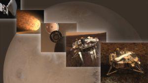 Стадии посадки Феникса (кликните картинку для увеличения)