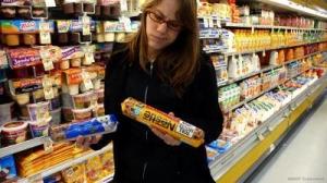 Люди тратят большее количество денег на продукты, имеющие более детальное описание, представленное на упаковке. (кликните картинку для увеличения)