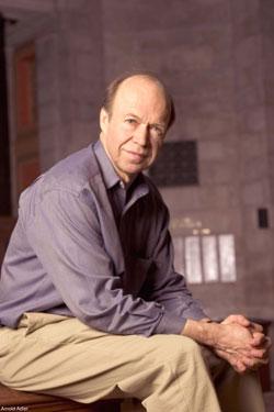 Джеймс Хансен директор Института Космических Исследований имени Годдарда. (Фото ARNOLD ADLER / www.nature.com)