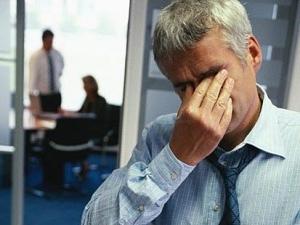 Стресс - это проблема, из-за которой могут пострадать зубы. (кликните картинку для увеличения)