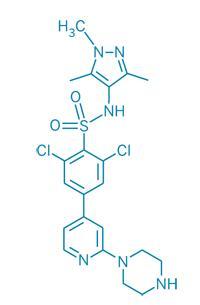 DDD85646 – производное пиразолсульфонамида, способное лечить сонную болезнь у мышей.