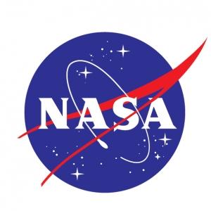 Эмблема НАСА (кликните картинку для увеличения)
