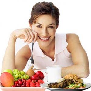 Правильное питание - важный компонент образа жизни, позволяющий избежать ряда проблем со здоровьем. (кликните картинку для увеличения)