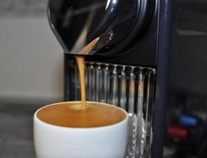 Кофе из капсул содержит больше фурана, чем быстрорастворимый кофе. (кликните картинку для увеличения)