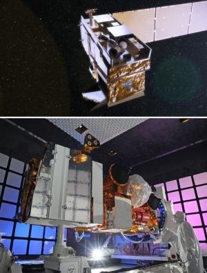 Осенью 2011-го года с базы ВВС США Ванденберг состоится запуск миссии НАСА и Национальной администрации по океану и атмосфере США – NPP. Аппарат станет переходным звеном к новому поколению спутников наблюдения Земли (Изображение НАСА) (кликните картинку для увеличения)