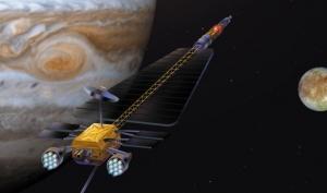 Миссия к Титану, что была отменена в 2006 году. (Изображение НАСА) (кликните картинку для увеличения)