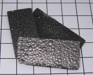 Фрагменты пиролитического графита. (кликните картинку для увеличения)