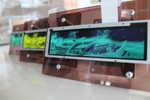 В погоне за снижением стоимости производства OLED, ученые создали органическую молекулу с минимальным энергетическим зазором между двумя нижними возбужденными состояниями. (кликните картинку для увеличения)