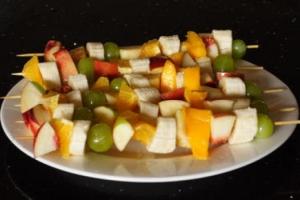 Диета, обогащённая овощами и фруктами, снижает вероятность умереть от развития болезней сердечно-сосудистой системы на 15%. (кликните картинку для увеличения)
