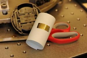 Гибкий термоэлектрический генератор, предложенный учеными из Саудовской Аравии. (кликните картинку для увеличения)