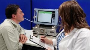 Анализатор дыхания компании «Оулстоун». (кликните картинку для увеличения)
